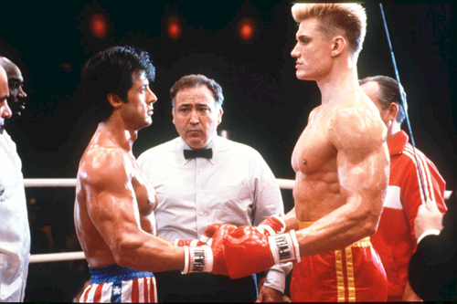 Dolph Lundgren is really from Sweden