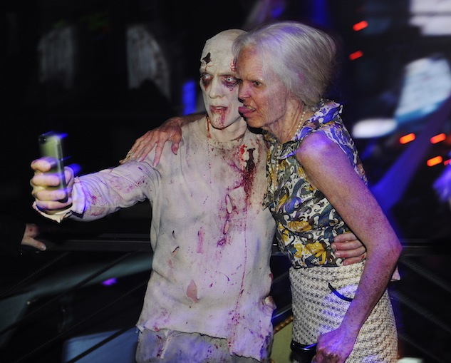 SVEDKA Vodka, Shutterfly & Smartwater Present Heidi Klum's 14th Annual Halloween Party at Marquee