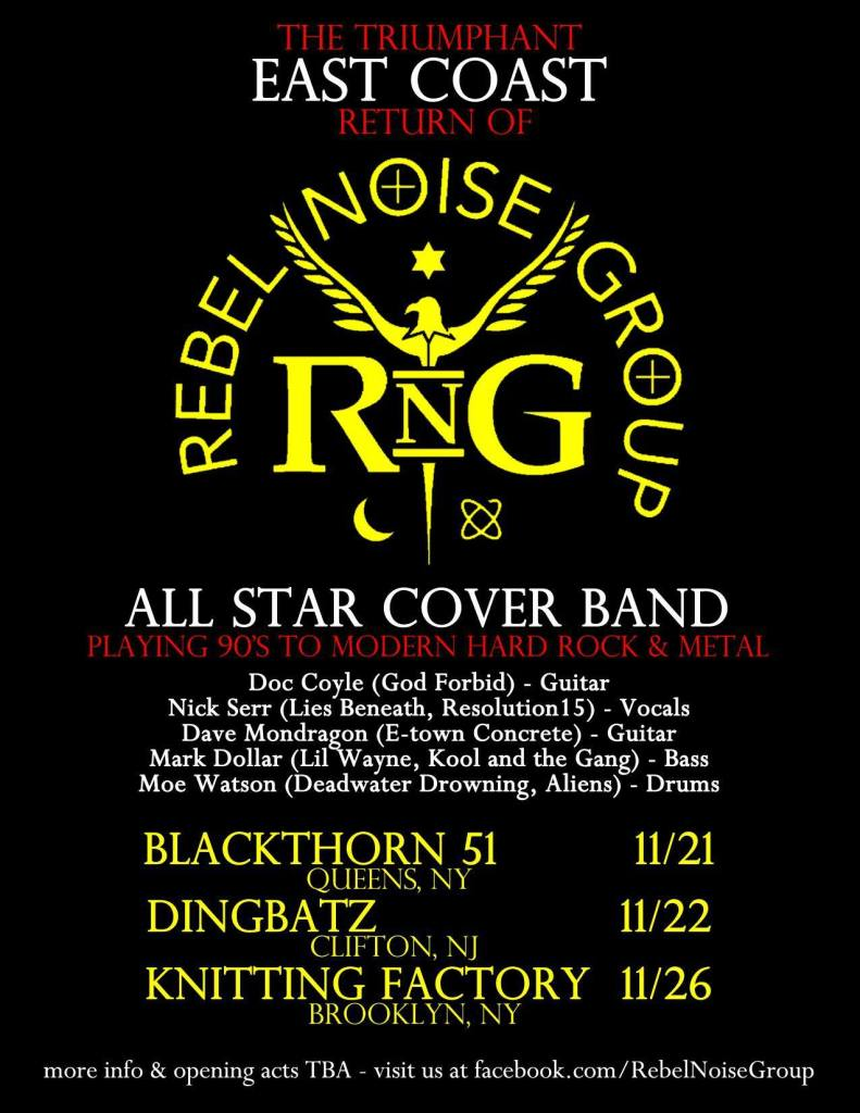 RNG East Coast